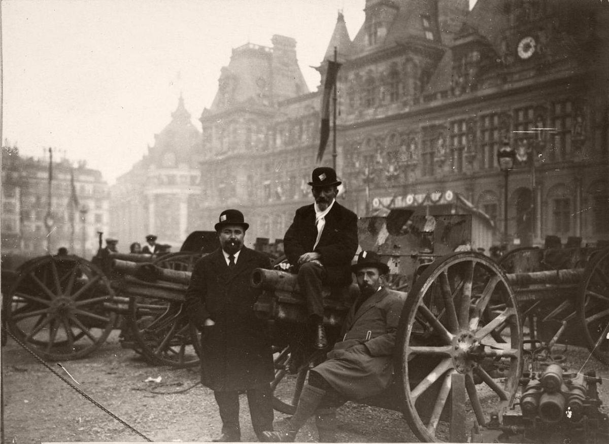 1918. Armistice Day.