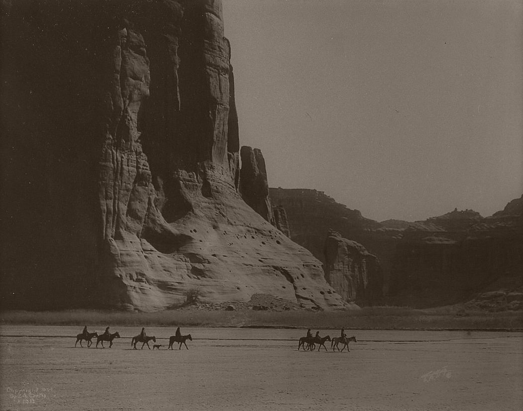 Photo by Edward Sheriff Curtis