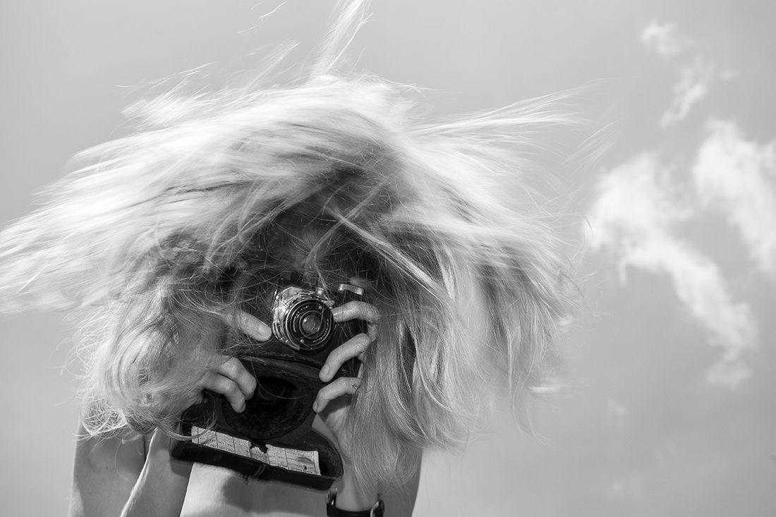 © Jean-François CANTREL: Camera's Faces / MonoVisions Awards 2017 winner
