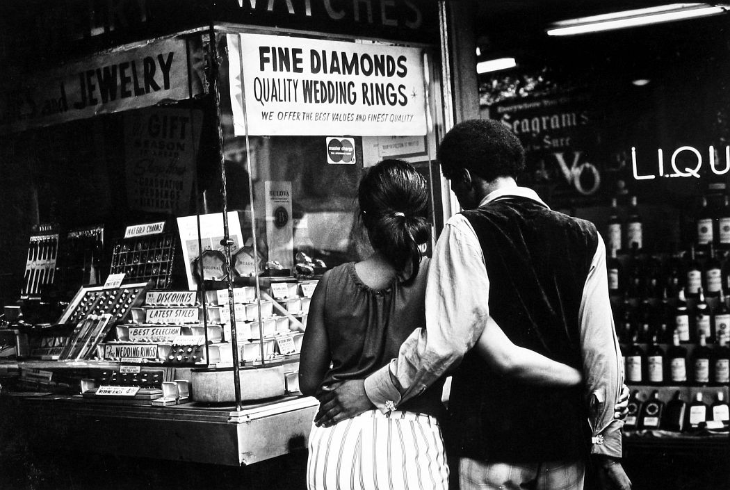 Jerry Berndt, The Combat Zone, Washington Street, Boston, 1969