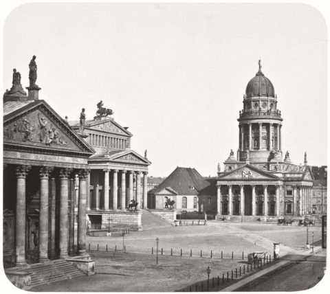 Biography: 19th Century Berlin photographer Leopold Ahrendts
