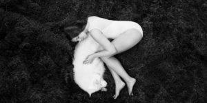 Melissa Amber and Ashley Nicole: Woman + Wolf