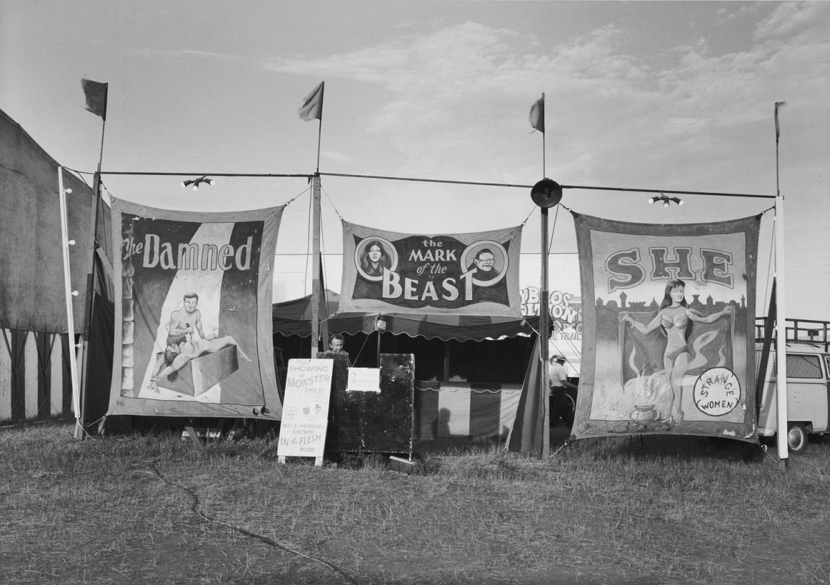 Mark of the Beast c. 1970's