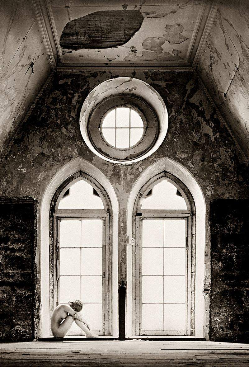 Blackfriars Window-Trevor Yerbury