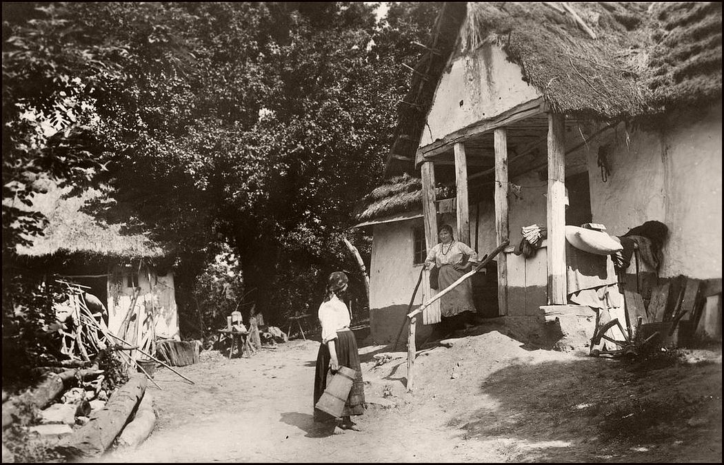 Vintage: Daily Life in Galicia, Eastern Europe (1920s