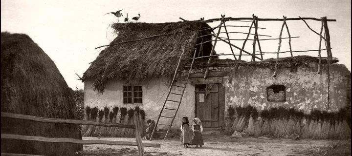 Vintage: Daily Life in Galicia, Eastern Europe (1920s)
