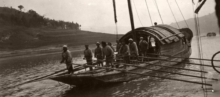 Vintage: Everyday Life around the Yangtze River, China (1910s)
