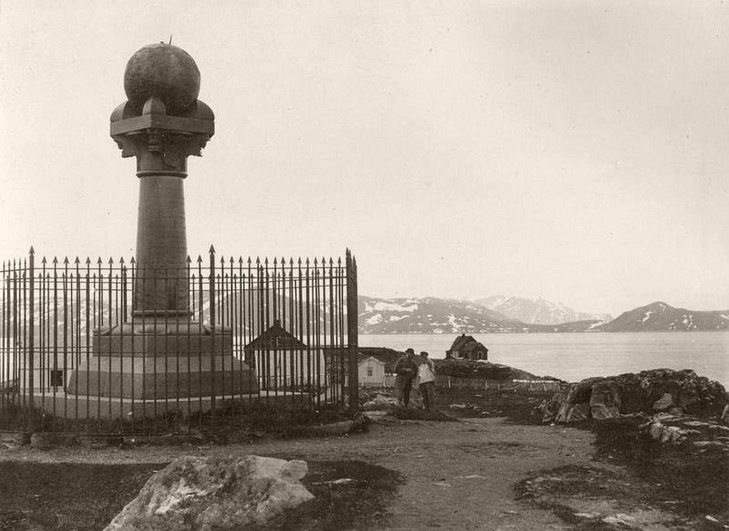 Hammerfest in Finnmarken