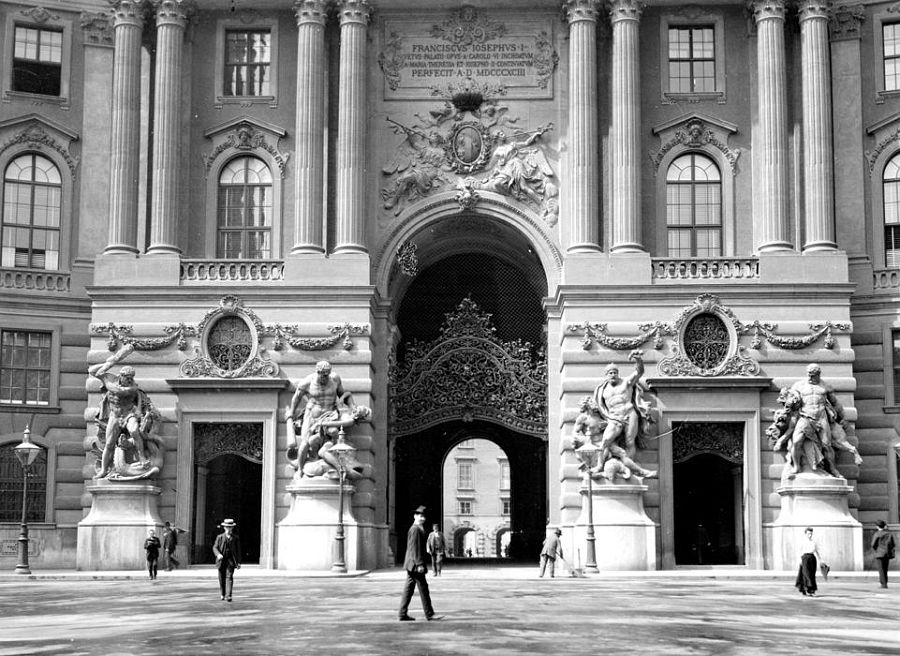 Hofburg Imperial Palace, Vienna
