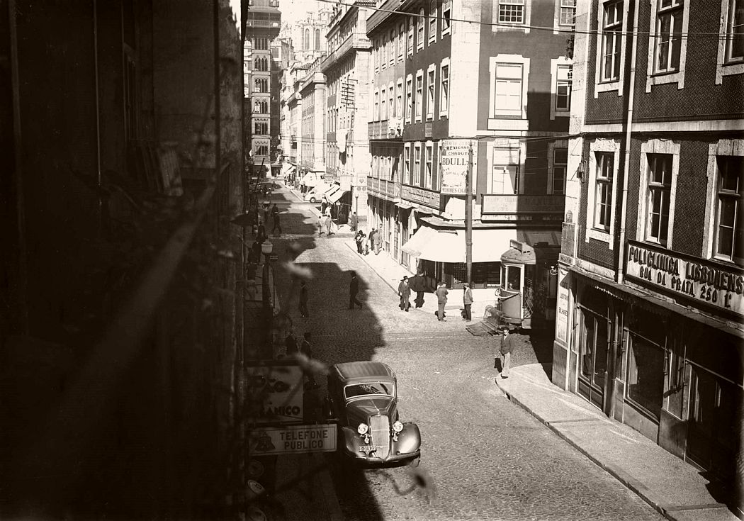 Vintage: Lisbon in the 1940s