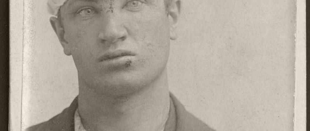 Vintage: Nebraska Mug Shots (Late 19th Century)