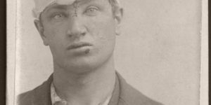 Vintage: Nebraska Mug Shots (Late 19th Century)