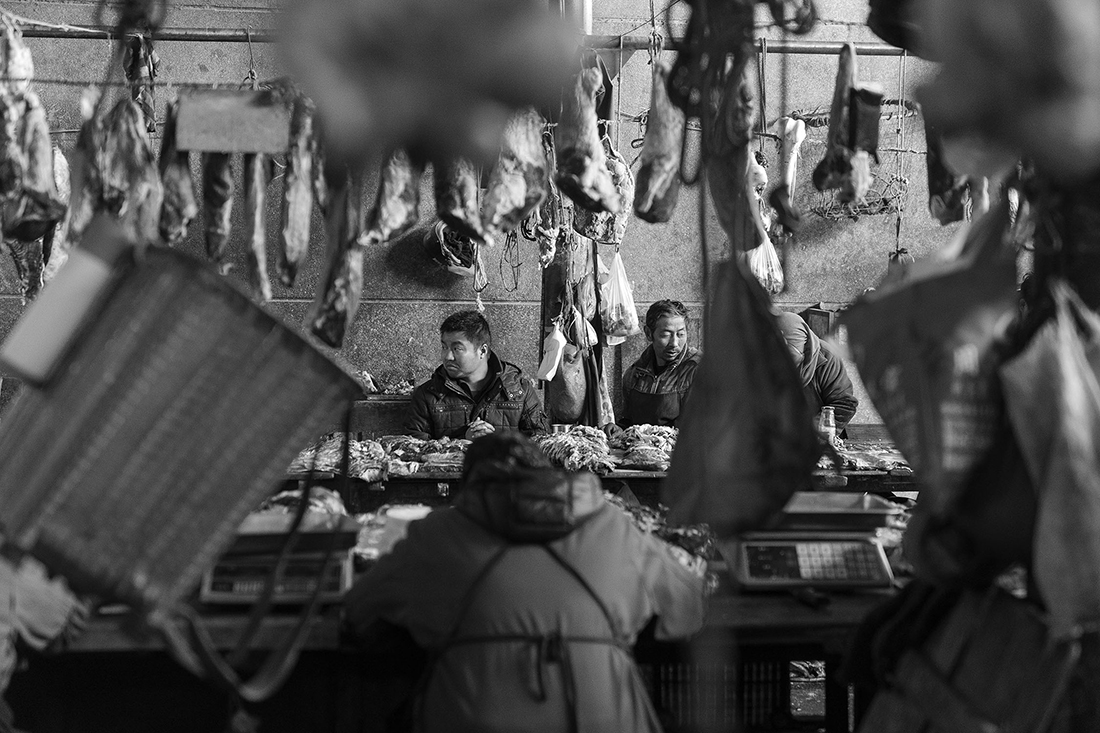 © Leigh Griffiths: Meat / MonoVisions Awards 2017 winner