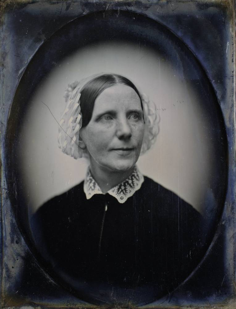 Daguerreotype by Southworth & Hawes, ca. 1850s. George Eastman House Collection