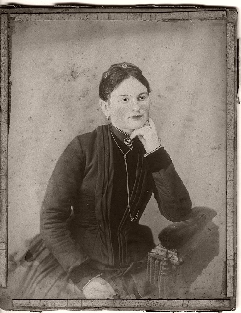 Chromophotography by Alexander Seik, approximately 1870.