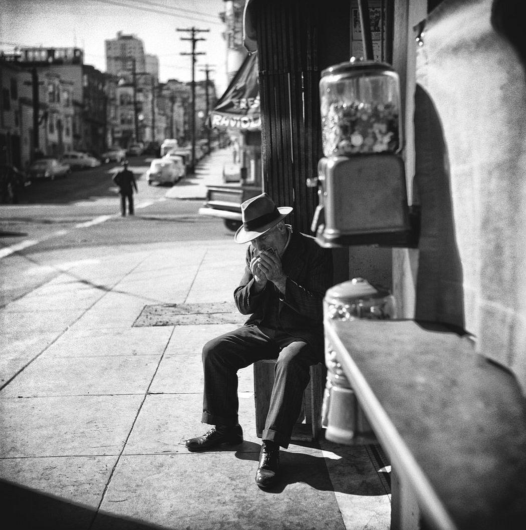 Fred Lyon: San Francisco Noir