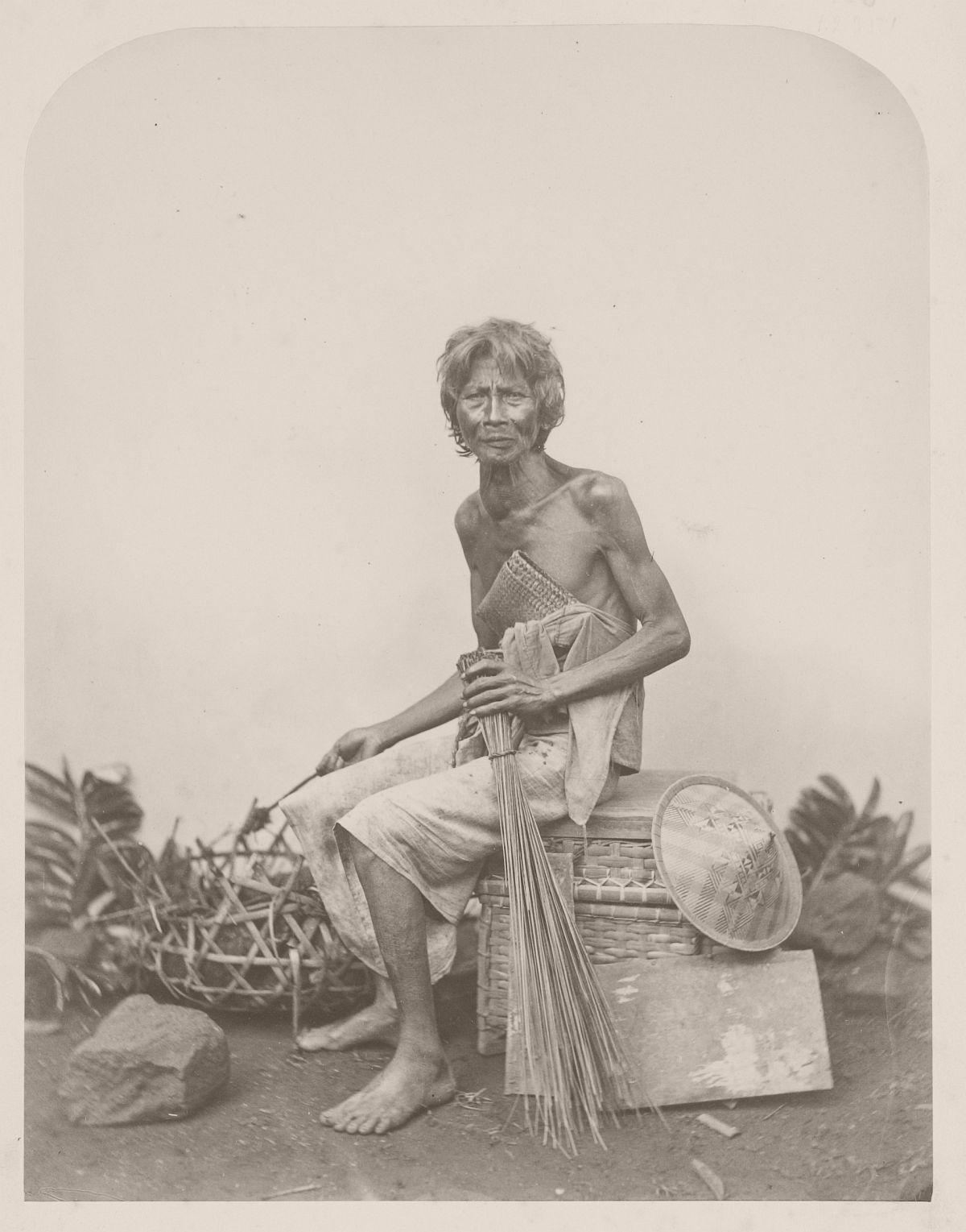 Buleleng serf (sepangan), 1865.