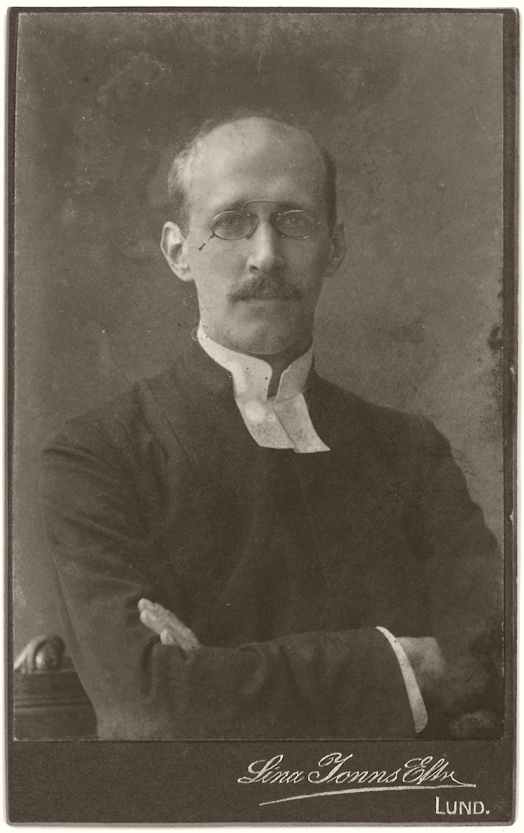 Edvard Magnus Rodhe (1878-1954), Swedish theologian, professor and bishop of Lund 1925-1948.