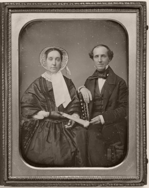 Biography: 19th Century Daguerreotype Portrait photographer Marcus Aurelius Root