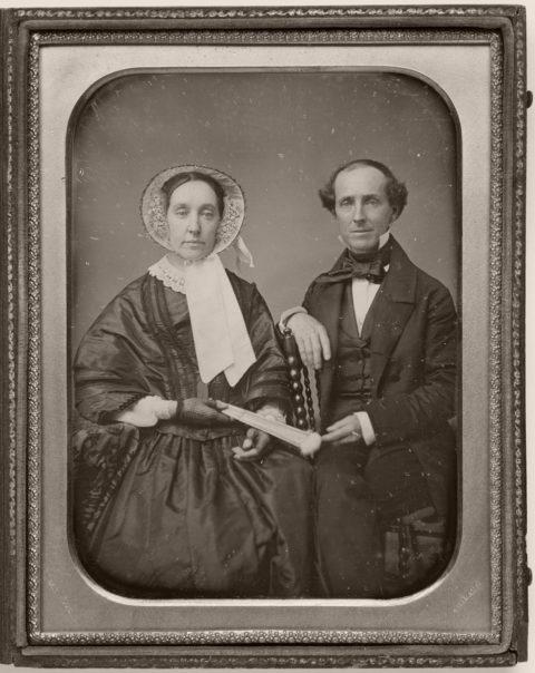 Biography: 19th Century Daguerreotype Portrait photographer Marcus Aurelius Root