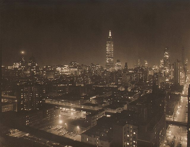 Paul J. Woolf, Empire State Building, c. 1933