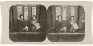Biography: 19th Century Swiss photographer Pierre Rossier