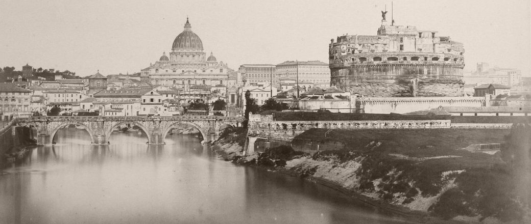Biography: 19th Century Rome photographer Robert Turnbull Macpherson
