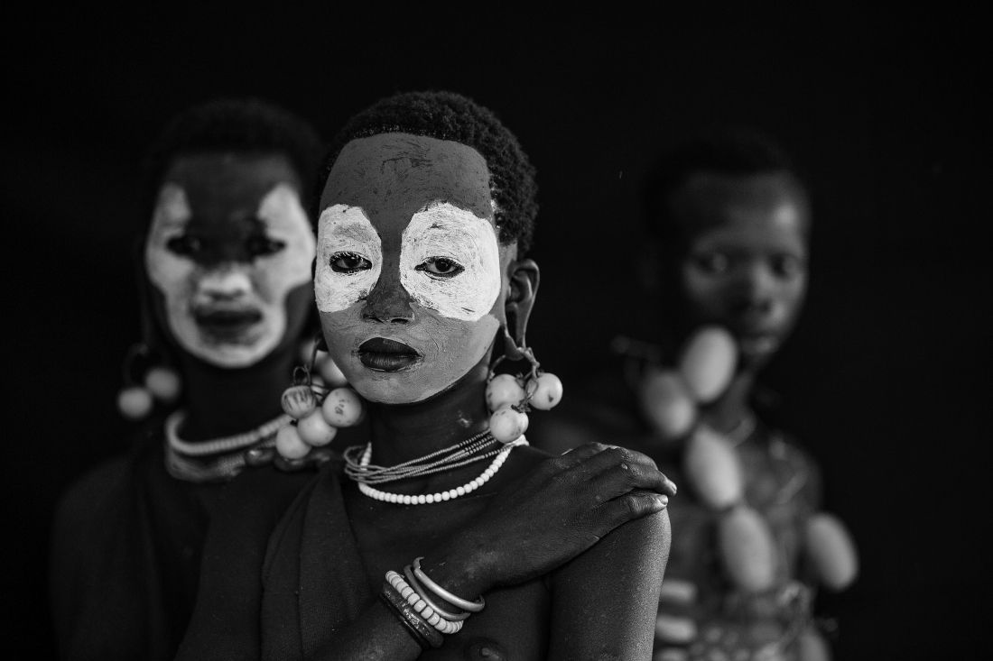 Robin Yong: Flowers of Ethiopia  / MonoVisions Awards 2017 winner