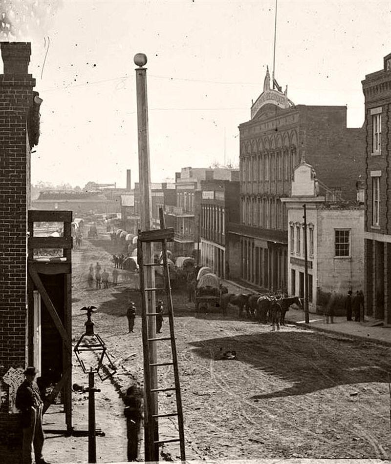 Atlanta in the Civil War, ca. 1861-65