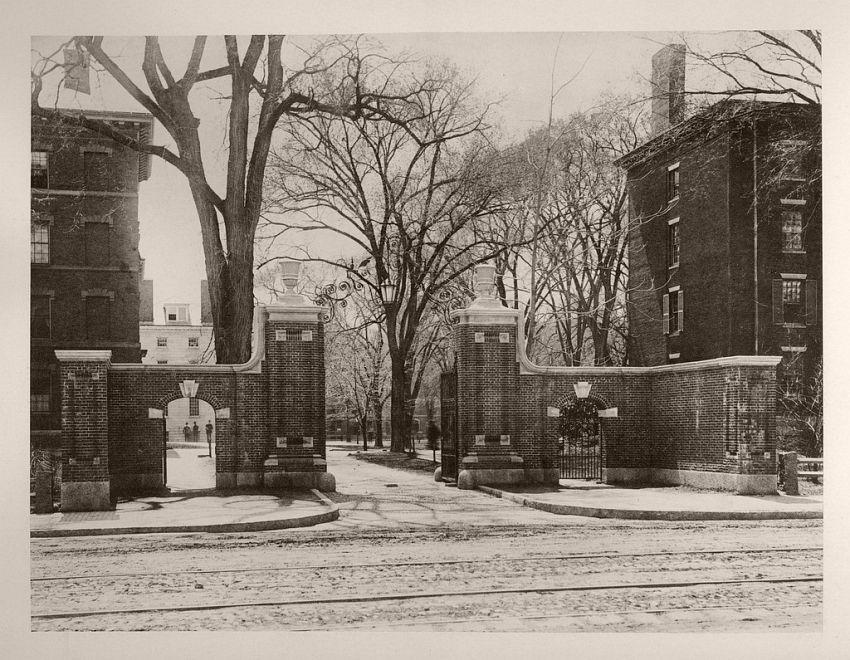 Meyer Gate, 1875-85