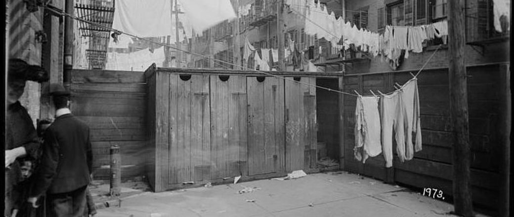Vintage: New York City before the Indoor Toilets
