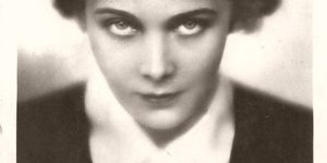 Vintage: Portrait Postcards of the German Actresses (1910s-1920s)