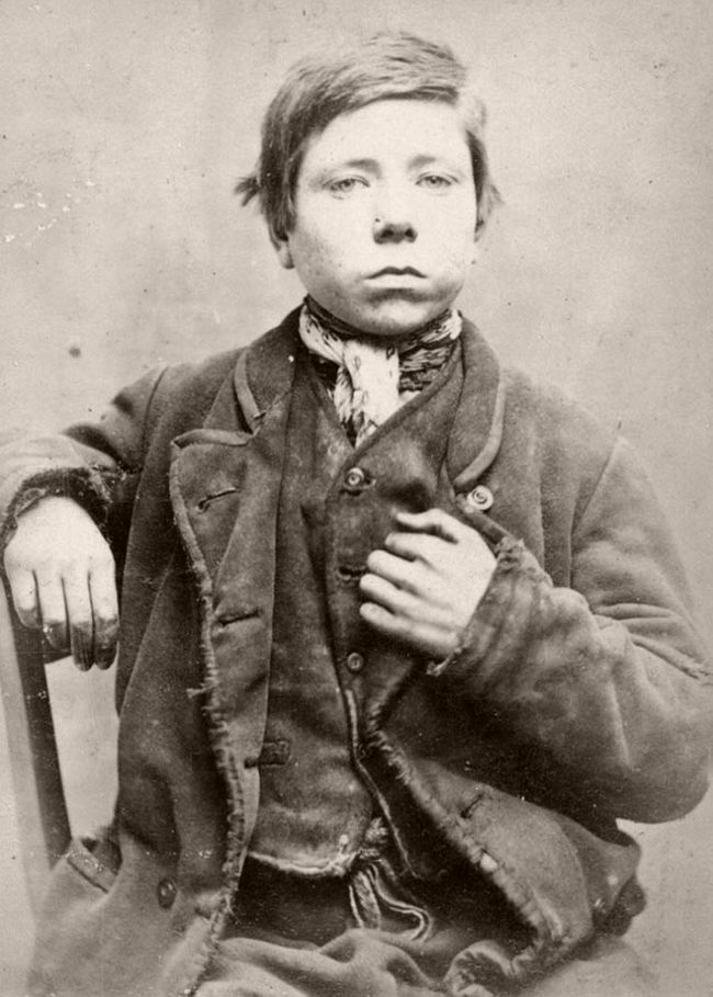 James Donneley: 16. Also known as James Darley, at the age of just 16, this young man had been in and out of prison, but on this occasion he was sentenced for 2 months for stealing some shirts.