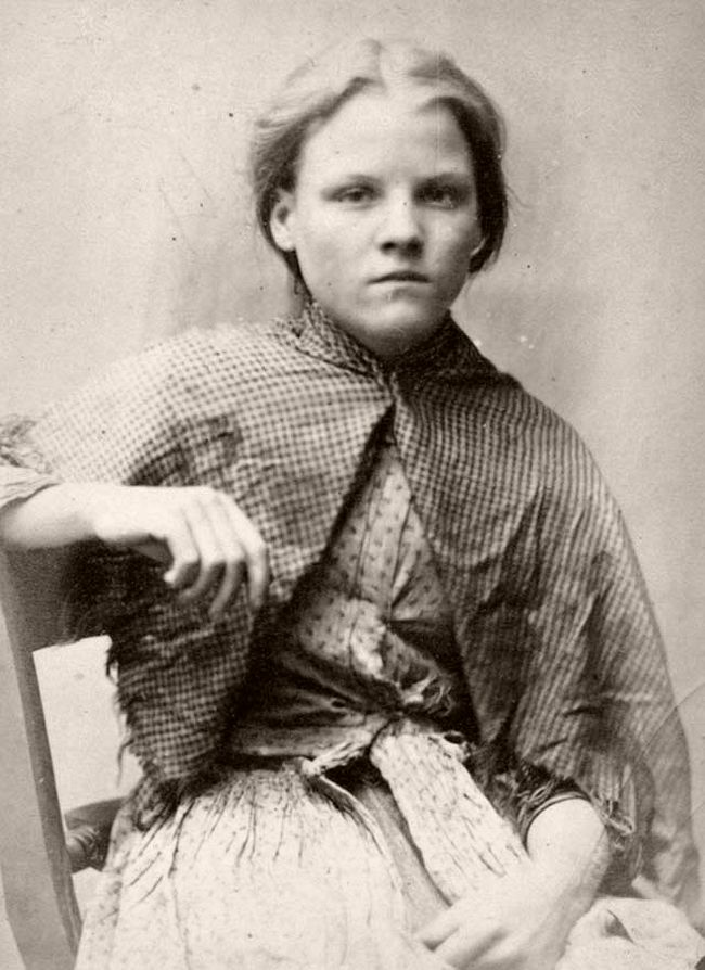 Rosanna Watson: 13. Rosanna was sentenced to 7 days hard labour after being caught stealing iron.