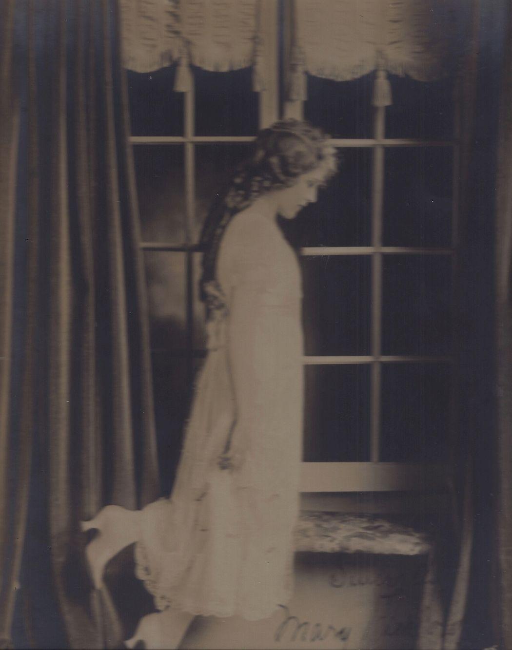 Fred Hartsook, Mary Pickford, 1920s