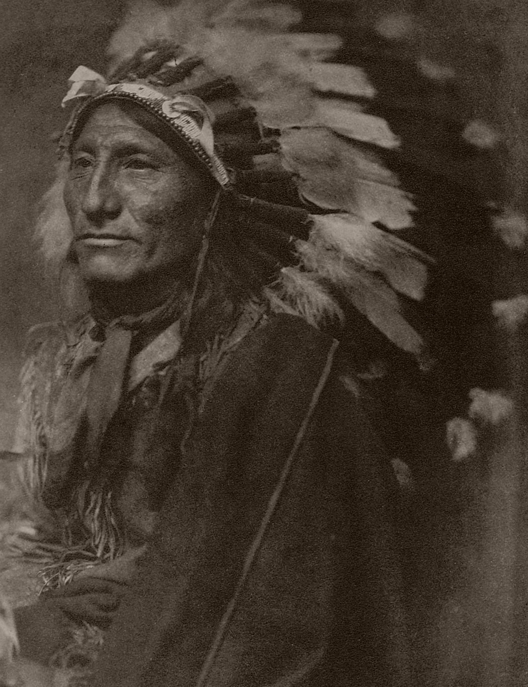 Indian Chief, ca.1901