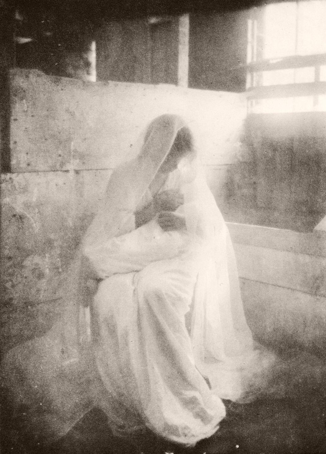 The Manger, ca.1899