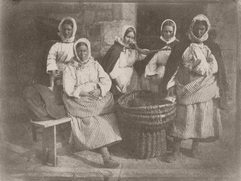 Biography: 19th Century photographic duo Hill & Adamson