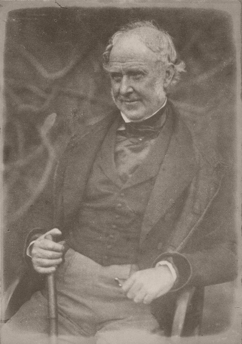 David Auld, 1843