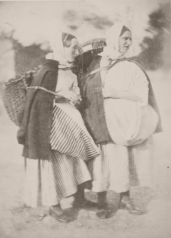 Fisher Lassies, 1843