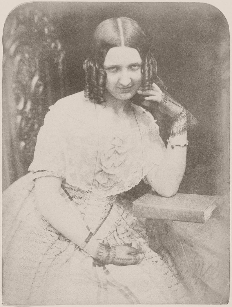 Miss Binney, 1843