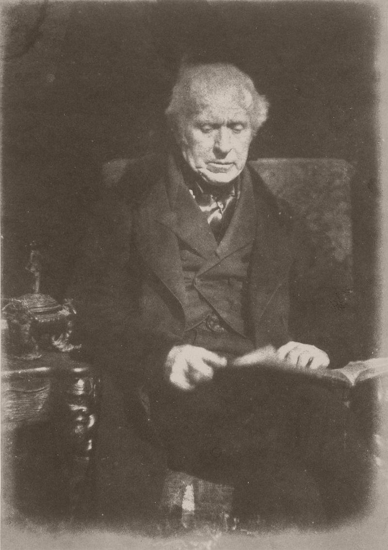 Sir David Brewster, 1844