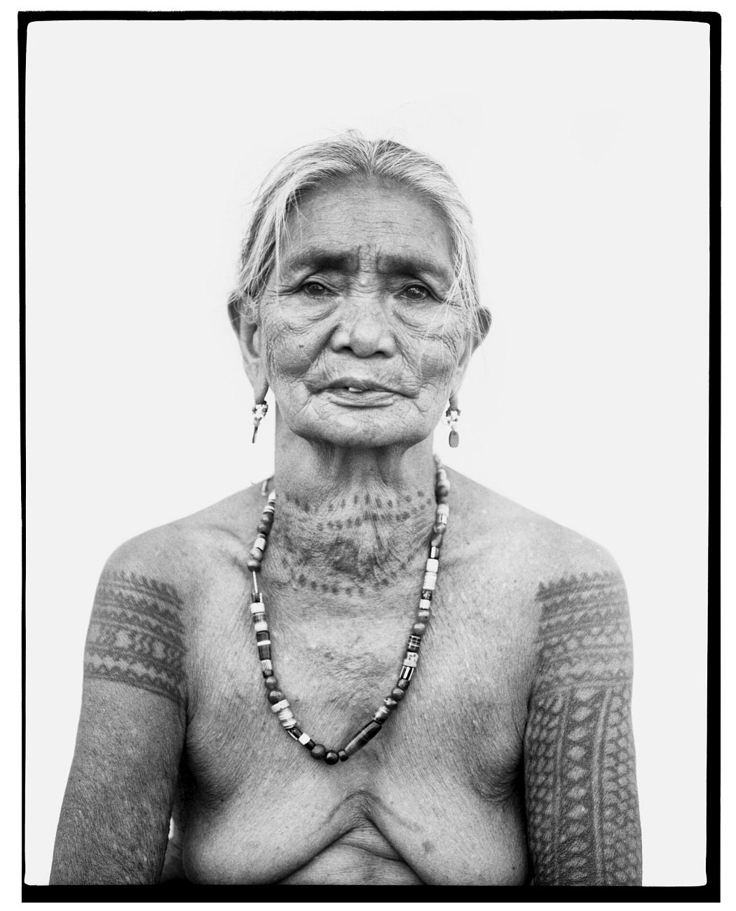 Jake Verzosa: The Last Tattooed Women of Kallinga