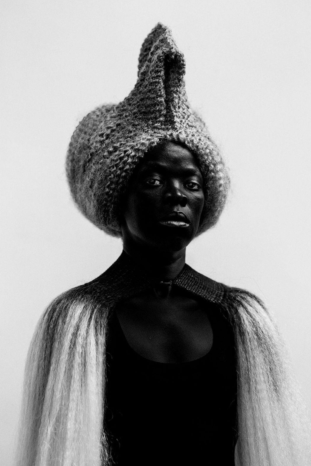 Zanele Muholi, Kodwa I, Amsterdam, 2017. Gelatin silver print