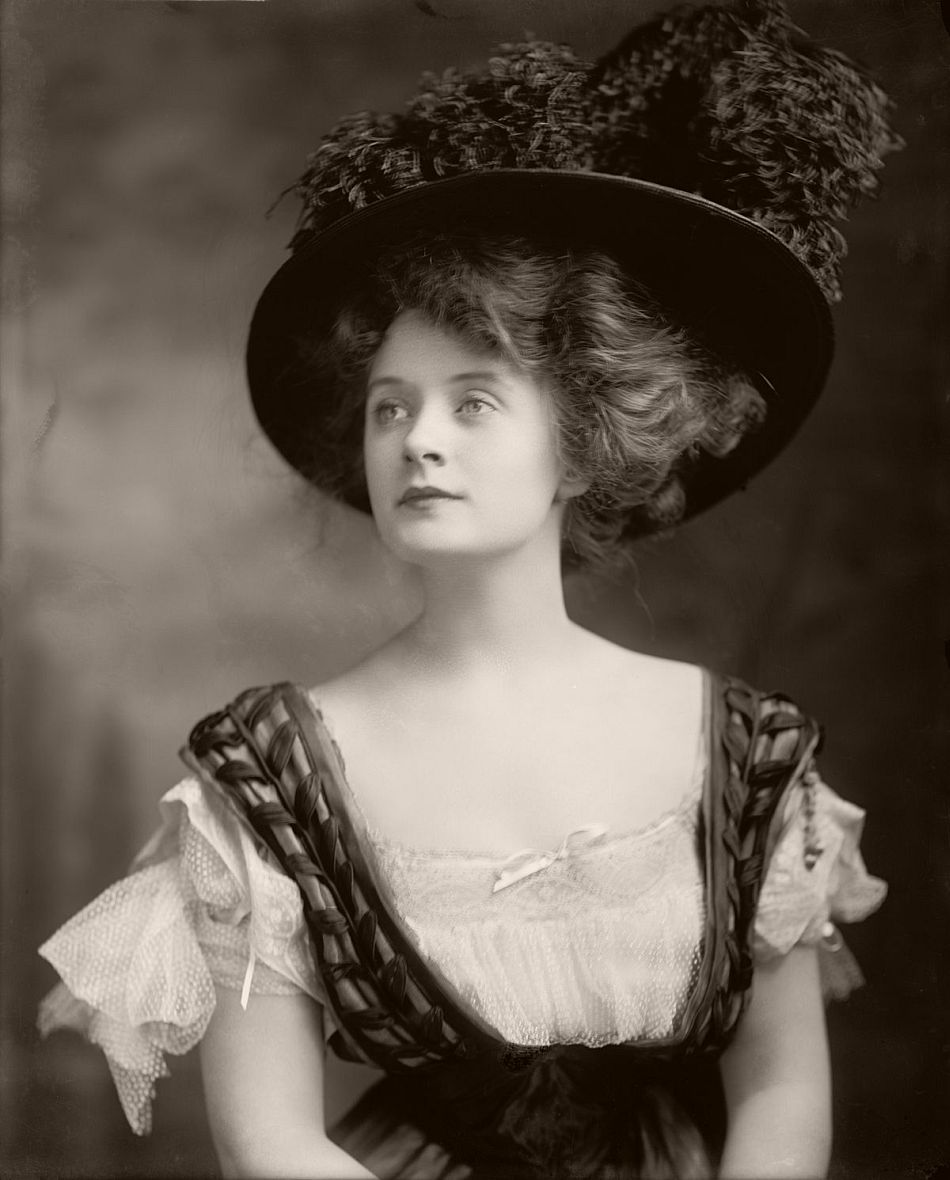 "Mary William Ethelbert Appleton ""Billie"" Burke (1884 – 1970) was an American actress, famous on Broadway and in early silent film. Her voice was unique in intonation, which she accentuated in her later character roles as dim-witted, spoiled society types."