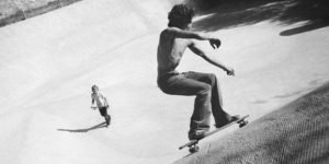 Hugh Holland: Silver. Skate. Seventies.