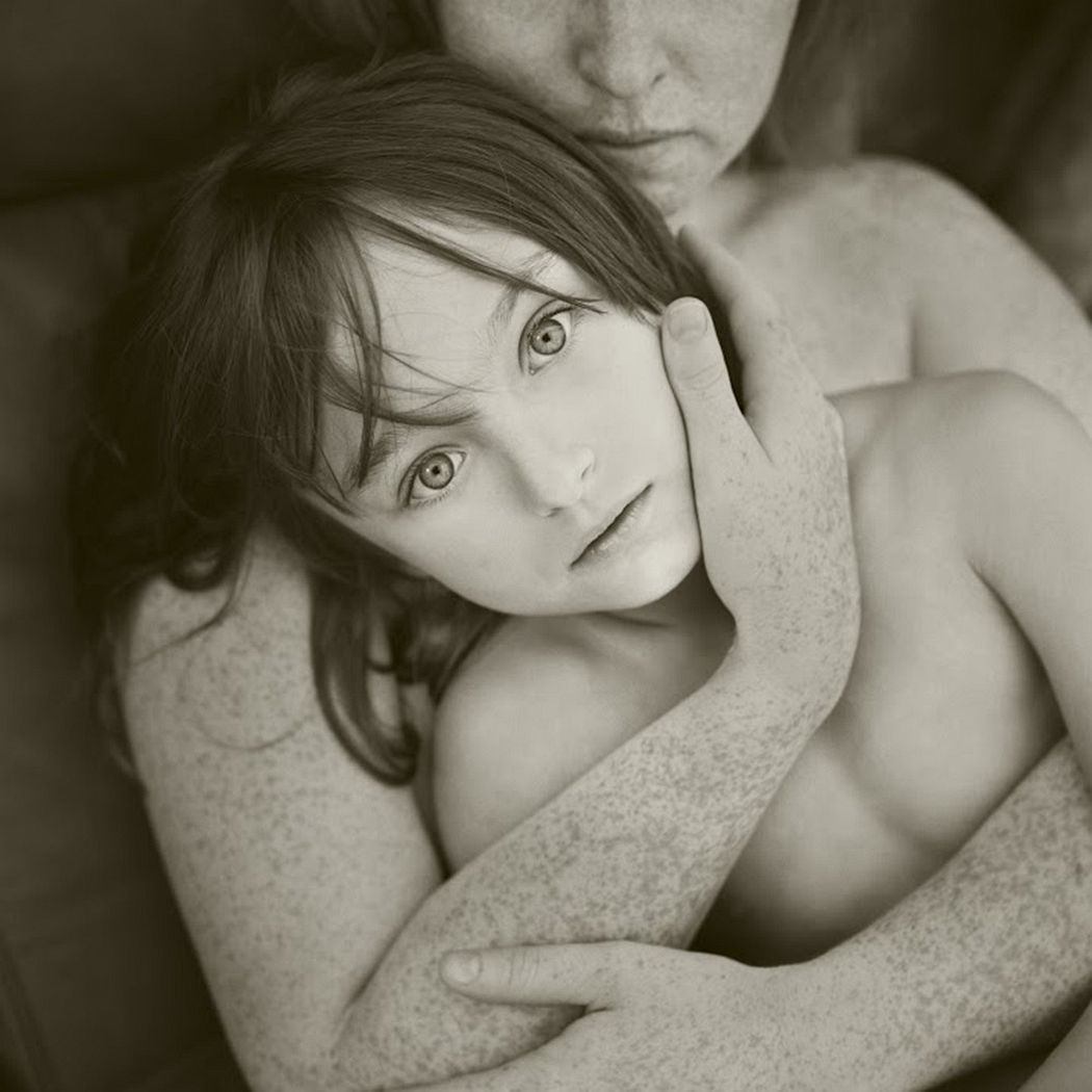 Jock Sturges. Anette and Auregann; Montalivet, France, 2012
