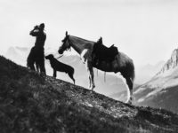 Vintage: Canadian Cowboys (late 19th to early 20th Centuries)