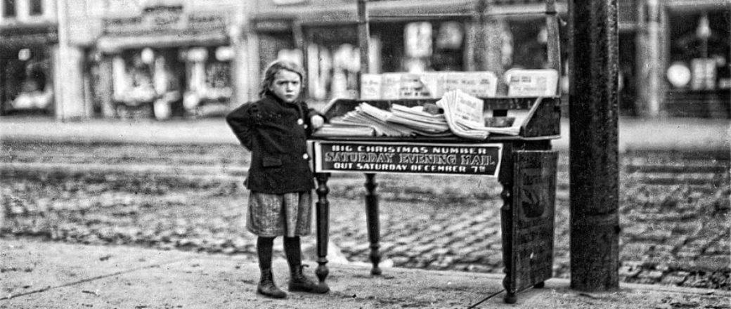 Vintage: Hoboken, New Jersey (Early XX Century)