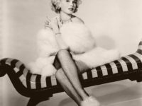 Vintage: Portraits of Zsa Zsa Gabor (1950s)
